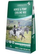 Saracen Horse & Pony Cooling Mix 20kg 24h