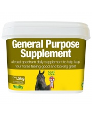 NAF General Purpose Supplement 1,5kg/3kg/8kg/20kg