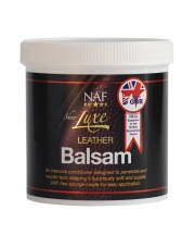 NAF Sheer Luxe Leather Balsam, balsam do skór 400g
