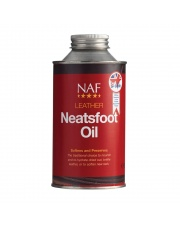 NAF Leather Neatsfoot Oil, olej do skór 500ml