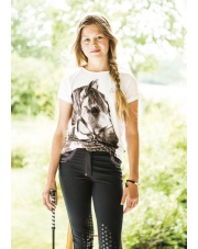 Mountain Horse T-shirt Zoe junior