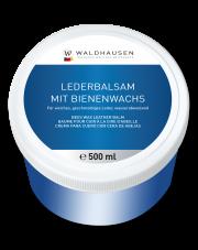 Waldhausen balsam do skór z woskiem pszczelim 500ml 24h