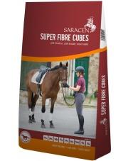 Saracen Super Fibre Cubes 20kg 24h