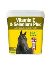 NAF Vitamin E and SeleniumPlus 1kg/3kg/10kg