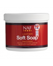 NAF Leather Soft Soap, mydło glicerynowe do skór 450g