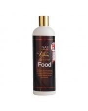 NAF Sheer Luxe Leather Food, balsam do skór 500ml 24h