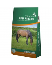 Saracen Super Fibre Mix 15kg 24h