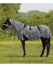 Waldhausen derka siatkowa Zebra, dla koni z egzemą