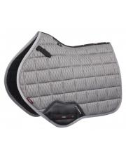 LeMieux czaprak Carbon Mesh CC Grey 24h
