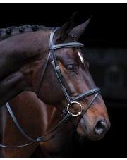 Horseware ogłowie Amigo Deluxe 24h