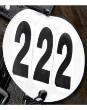 Waldhausen numer startowy na ogłowie 24h