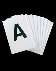 Waldhausen litery na czworobok duży