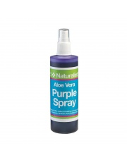 NAF spray na rany NaturalintX Aloe Vera Purple 240ml 24h