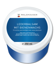 Waldhausen balsam do skór z woskiem pszczelim 24h