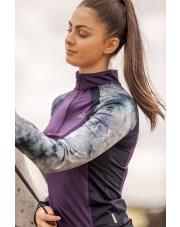 Horseware bluzka funkcyjna Aveen Tie Dye 24h