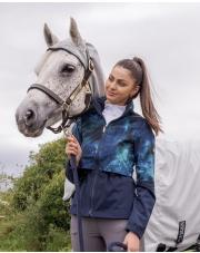 Horseware kurtka przeciwdeszczowa Carrie Tie Dye 24h