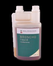 Waldhausen Broncho liquid ziołowy syrop na kaszel 1l 24h
