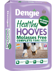 Dengie Healthy Hooves Molasses Free 20kg 24h